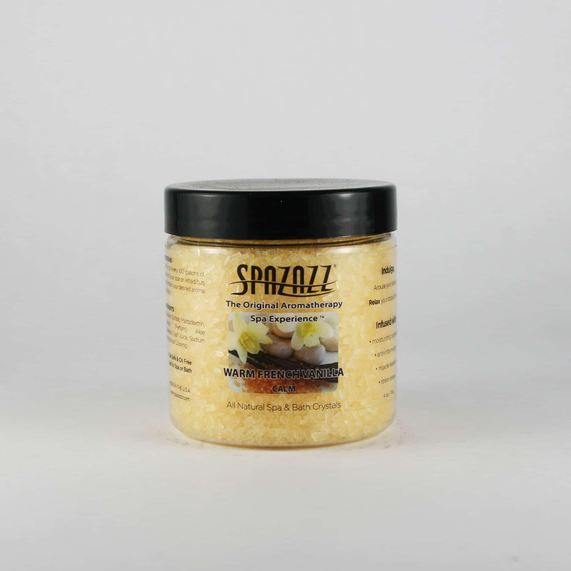 BC Home Leisure Spazazz Warm French Vanilla