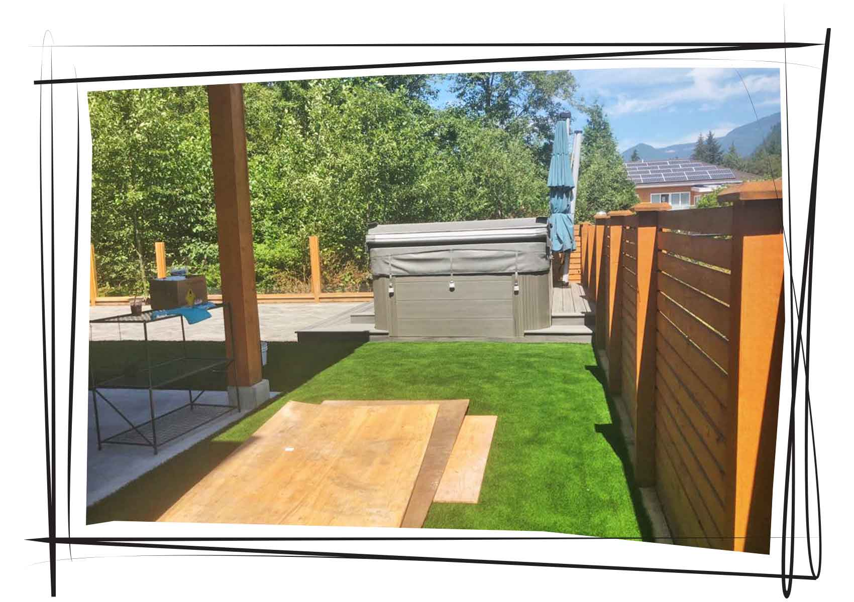 BC Home Leisure Backyard