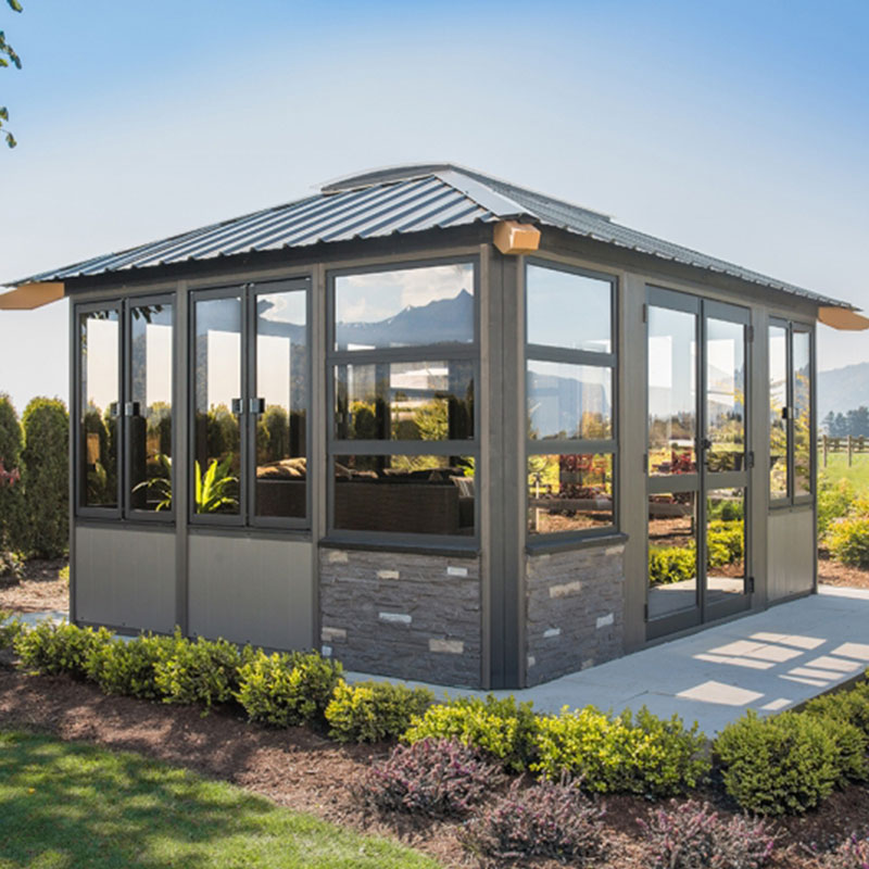 Display image of a gazebo Whistler Model