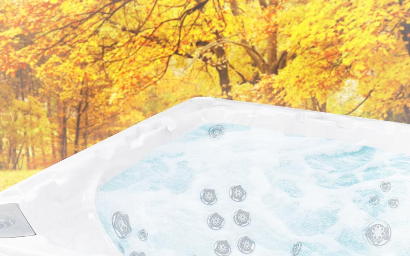 Beachcomber Hot Tub Langley Fall Cleaning