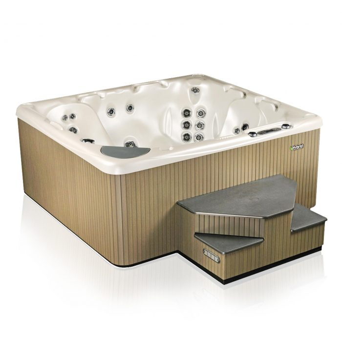 Beachcomber Hot Tub Langley 700 Series