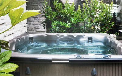 BC Home Leisure Langley Beachcomber Hot Tub