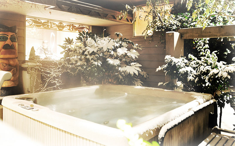 BC Home Leisure Langley Beachcomber Hot Tub