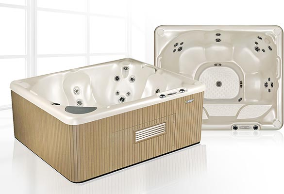 BC Home Leisure Langley 300 Series Beachcomber Hot Tub