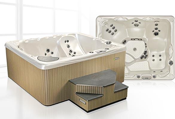 BC Home Leisure Langley 700 Series Beachcomber Hot Tub