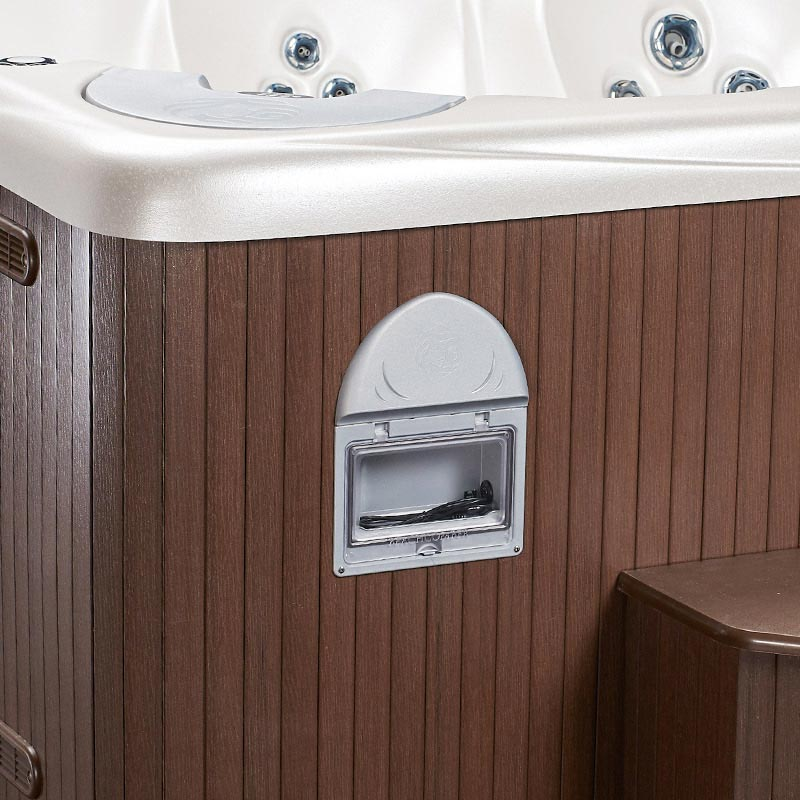 BC Home Leisure Langley Hot Tub Beachcomber SLB Air