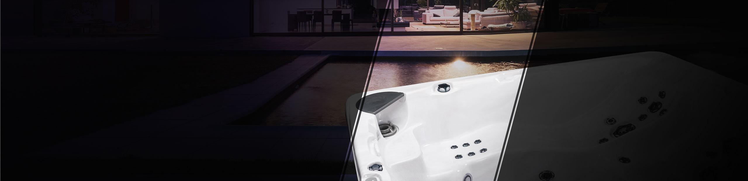 BC Home Leisure Langley Hot Tub 700 Series