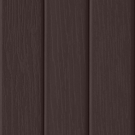 BC Home Leisure Langley Colour Enviroskirt Walnut