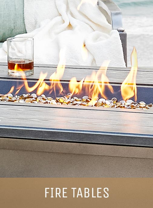 BC Home Leisure Langley Fire Tables