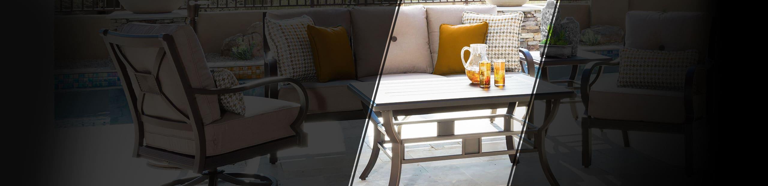 Patio Furniture Slider