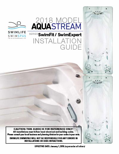 Aquastream Installation Guide