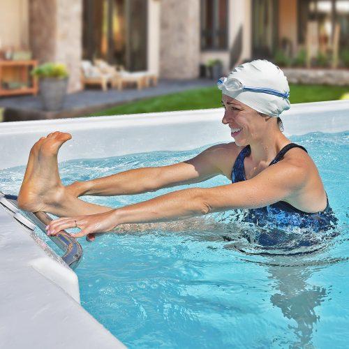 BC Home Leisure Langley SwimFit Dual Stream