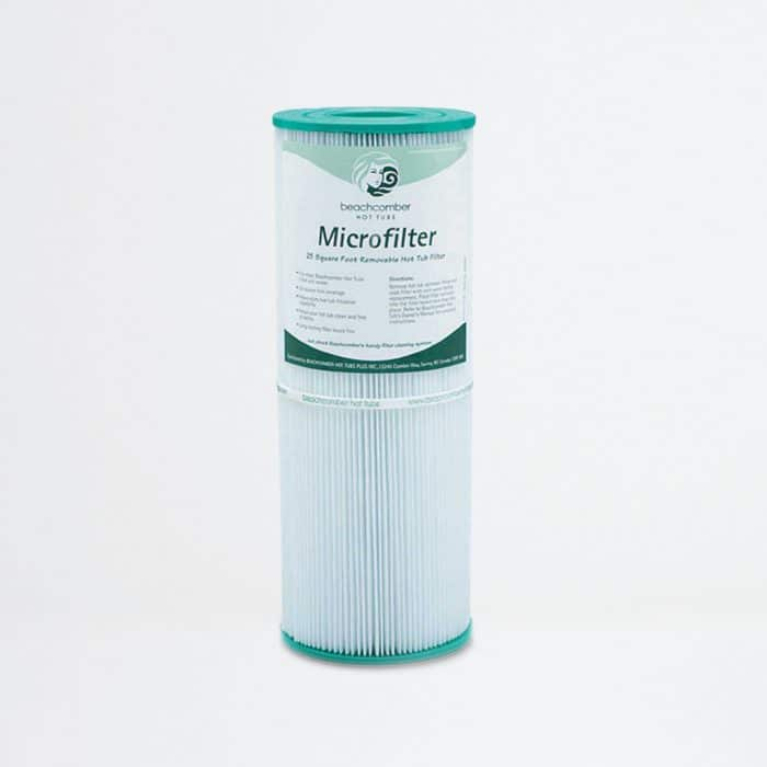 BCHL ProAqua White Micro Filter 25sqft