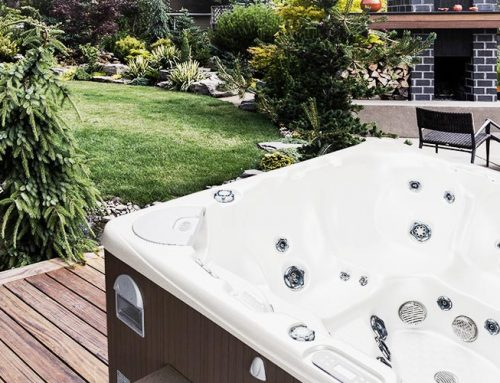 Improving the Look of your Yard with a Beachcomber Hot Tub