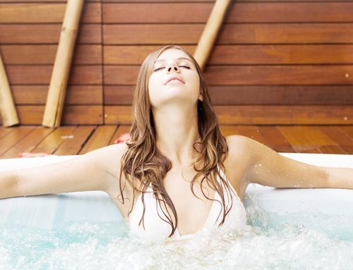 Using Your Hot Tub for Skin Care