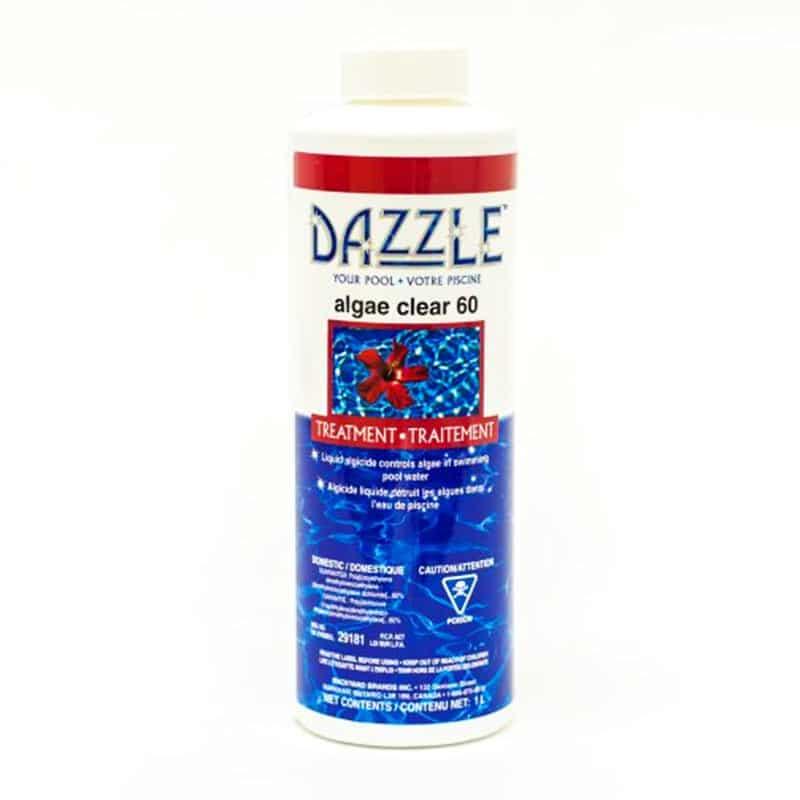 Dazzle Algae Clear 60 1L