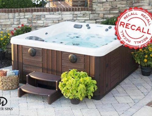 Massive Recall on Master Spas Hot Tubs and Swim Spas