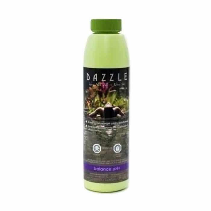 Dazzle Balance pH+ Bottle