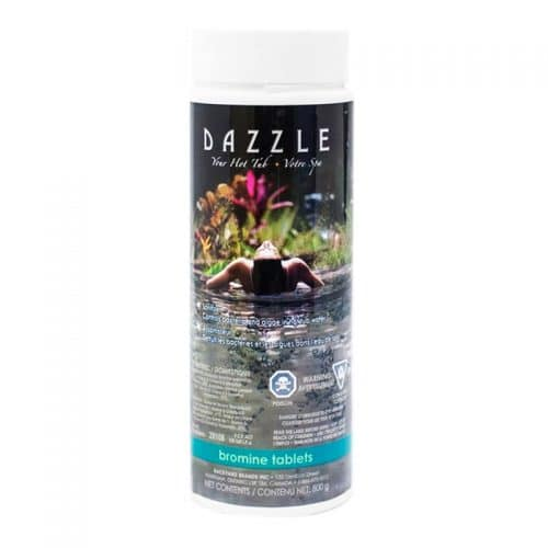 Dazzle Bromine Tablets 800g