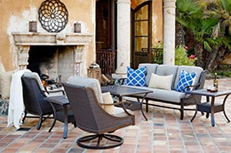 BCHL Home Patio Chairs 4